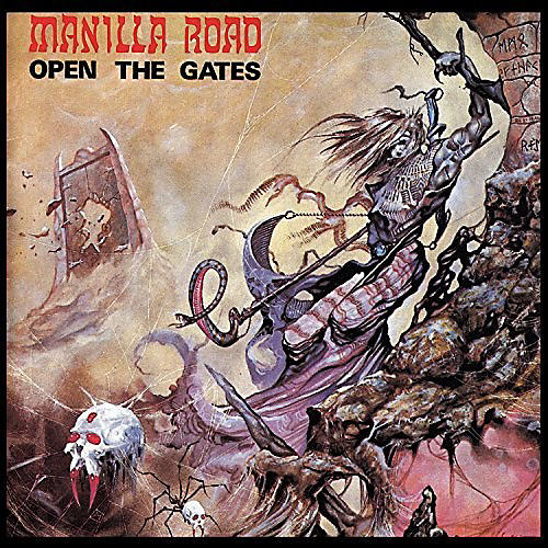 Alliance Manilla Road - Open The Gates