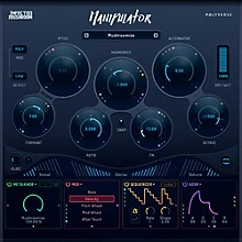 POLYVERSE Manipulator Vocal Processor
