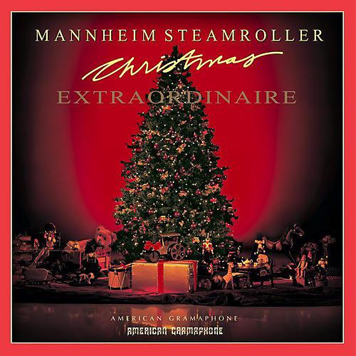 Alliance Mannheim Steamroller - Christmas Extraordinaire