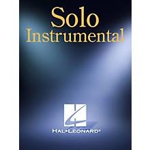 Hal Leonard Mannheim Steamroller - Solo Christmas (for Clarinet) Instrumental Solo Series