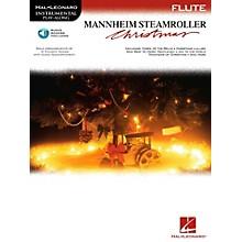 Hal Leonard Mannheim Steamroller Christmas For Flute - Instrumental Play-Along (Bk/Audio)