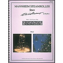 Hal Leonard Mannheim Steamroller Solo Christmas Solos for Flute And Piano