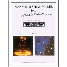 Hal Leonard Mannheim Steamroller Solos Christmas for Violin And Piano