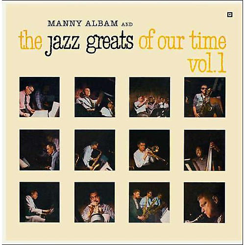 Alliance Manny Albam - Jazz Greats of Our Time 1