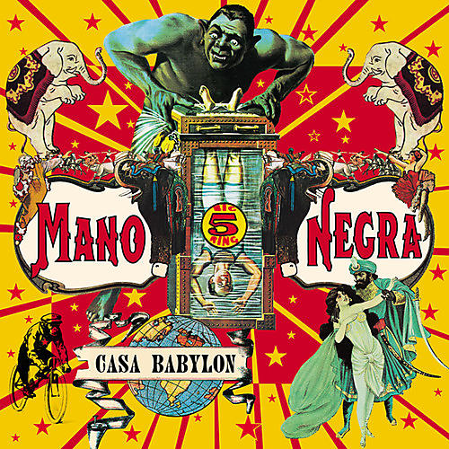 Alliance Mano Negra - Casa Babylon