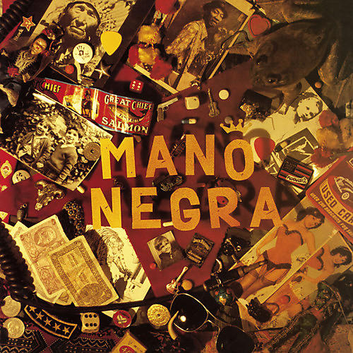 Alliance Mano Negra - Patchanka
