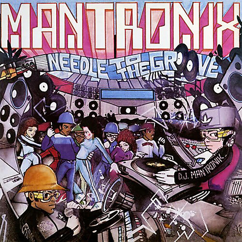 Alliance Mantronix - Needle to the Groove