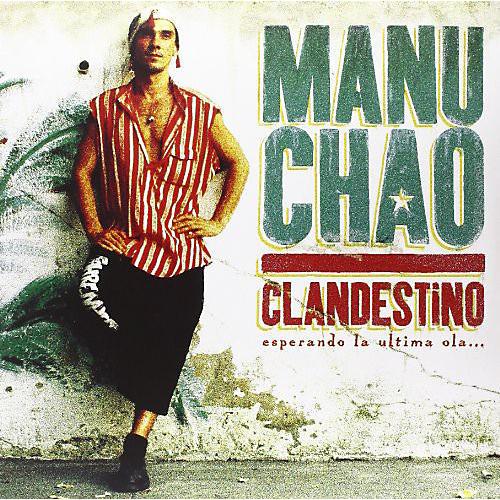 Alliance Manu Chao - Clandestino