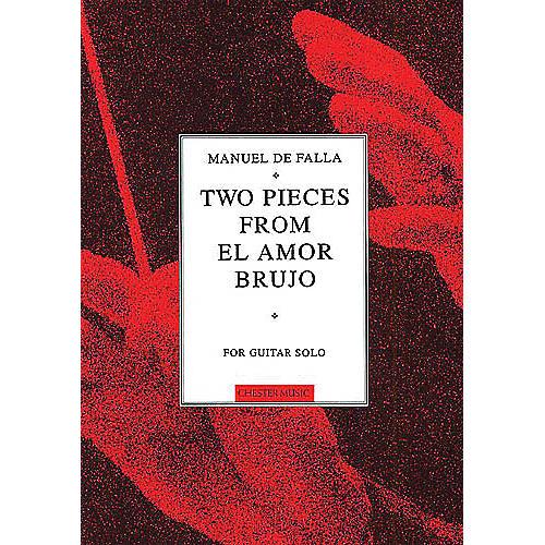 Music Sales Manuel De Falla: Two Pieces From El Amor Brujo Music Sales America Series