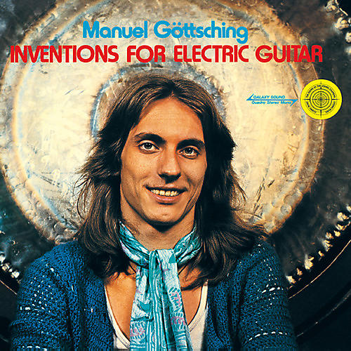 Alliance Manuel Gottsching - Inventions for Electric Guitar