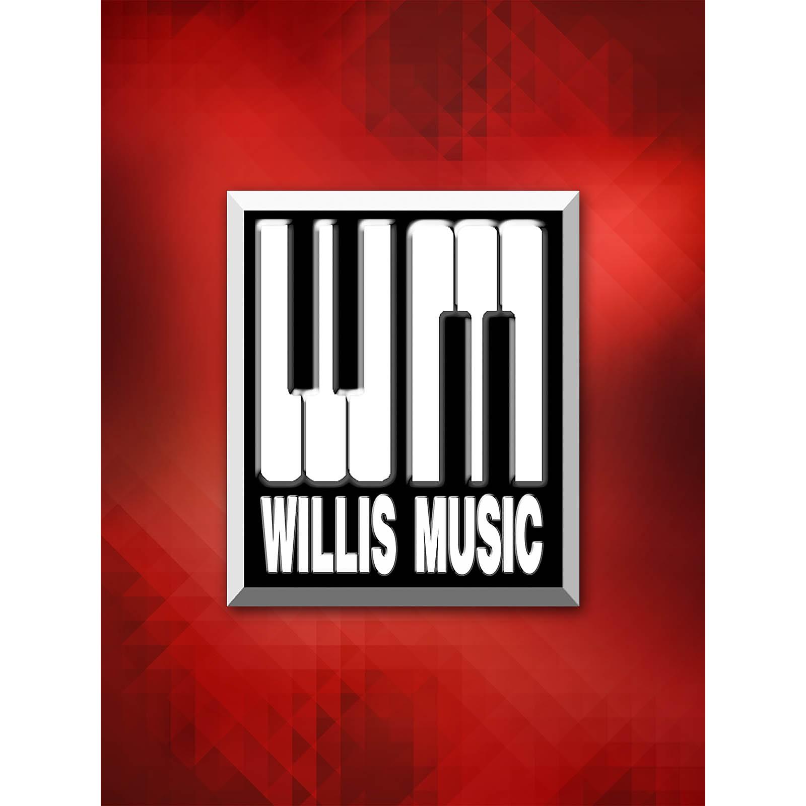 Willis Music Manuscript Paper Willis Series