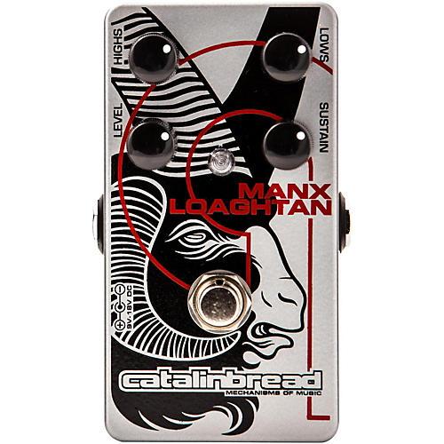 Catalinbread Manx Loaghtan Fuzz (Muffy!) Guitar Effects Pedal