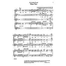 Transcontinental Music Maoz Tsur SSA arranged by Carl Zytowski