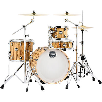 "Mapex Mapex Mars Series 4-Piece Bop Shell Pack with 18"" Bass Drum"