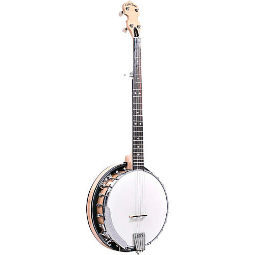 Gold Tone Maple Classic Banjo with Steel Tone Ring Gloss Natural