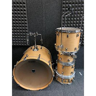 Taye Drums Maple Drum Kit