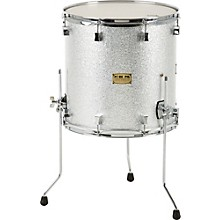 Maple Floor Tom Silver Glass 16 x 16 in.