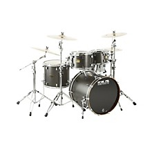 Maple/Rosewood 4-Piece Shell Pack Metallic Suede