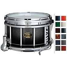 Maple Snare Drum Deep Green Fade 9x14