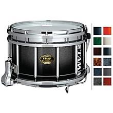 Maple Snare Drum Titanium Silver Metallic 9x14
