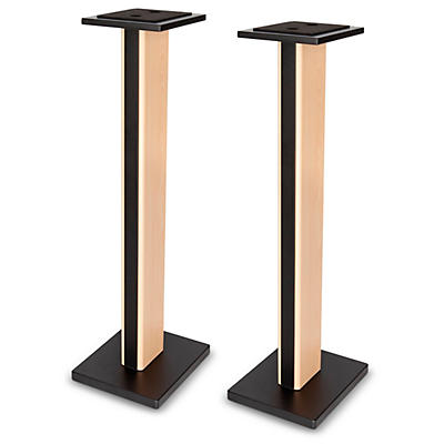 DR Pro Maple Wood Studio Monitor Stand (Pair)