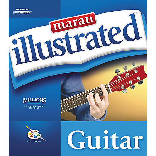 Course Technology PTR Maran Illustrated - Guitar (Book)