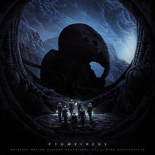Alliance Marc Streitenfeld - Prometheus (Original Soundtrack)