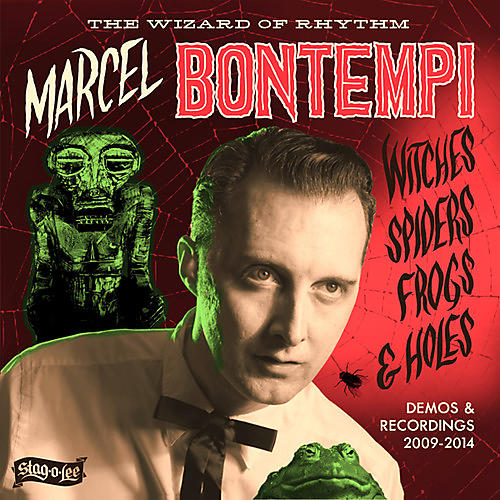Alliance Marcel Bontempi - Witches Spiders Frogs & Holes: Demos & Recordings