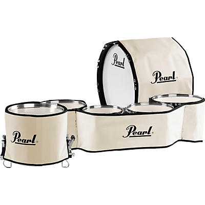 Pearl Marching Drum Covers
