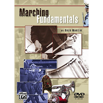 Alfred Marching Fundamentals