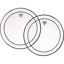 Remo Marching Pinstripe Pro Pack with Free 10 in. Clear Pinstripe Drum Head