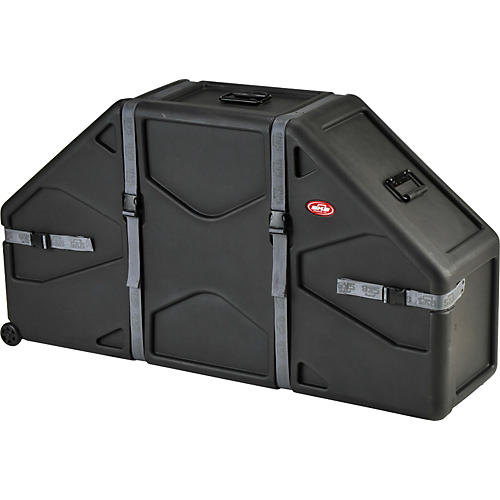 SKB Marching Quad/Quint Case w/ Wheels and Padded Interior