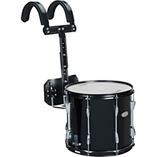 Marching Snare Drum with Carrier 14 x 12 in. Black