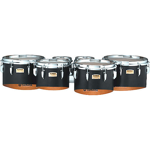 Yamaha Marching Tenors 6,6,10,12,13,14 Sextet with Bi Posto Carrier