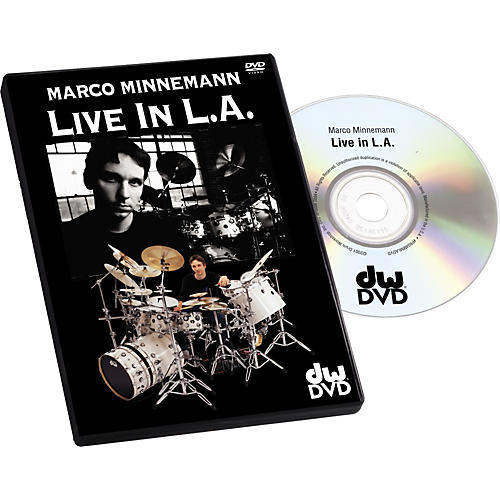 DW Marco Minneman Live in L.A. (DVD)