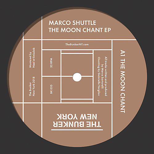 Marco Shuttle - The Moon Chant