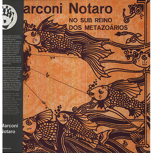 Alliance Marconi Notaro - No Sub Reino Dos Metazoarios