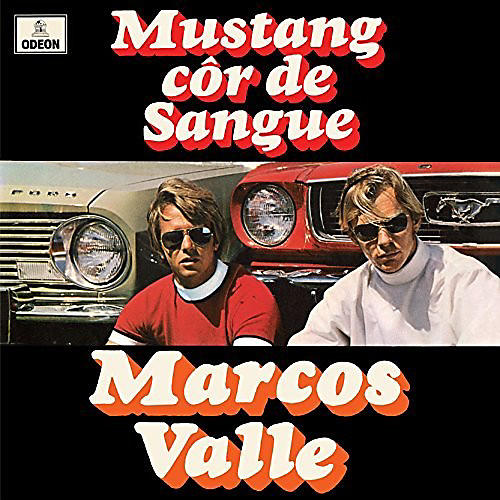 Alliance Marcos Valle - Mustang Cor De Sangue