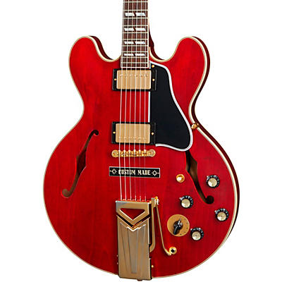 Gibson Custom Marcus King 1962 ES-345 Reissue Sideways Vibrola VOS Semi-Hollow Electric Guitar