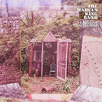 Marcus King Band - Carolina Confessions