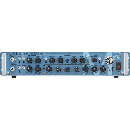 SWR Marcus Miller Bass Preamp