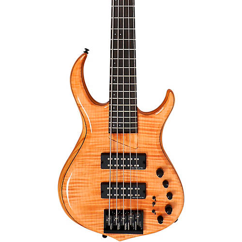 Sire Marcus Miller M7 Swamp Ash 5-String Bass Natural
