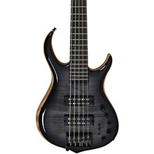 Marcus Miller M7 Swamp Ash 5-String Bass Transparent Black