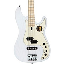 Marcus Miller P7 Swamp Ash 4-String Bass White Blonde