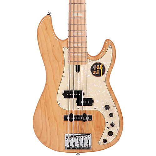 Sire Marcus Miller P7 Swamp Ash 5-String Bass Natural