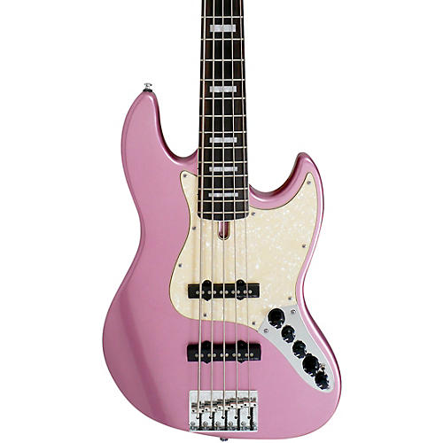 Sire Marcus Miller V7 Alder 5-String Bass Metallic Burgundy