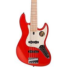 Marcus Miller V7 Swamp Ash 5-String Bass Bright Red Metallic
