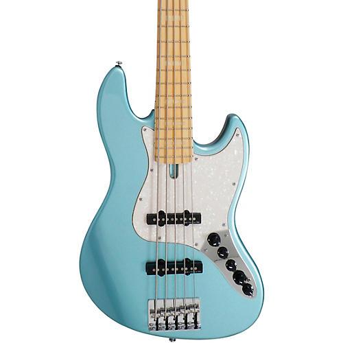 Sire Marcus Miller V7 Swamp Ash 5-String Bass Lake Placid Blue