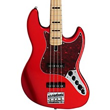 Marcus Miller V7 Vintage Swamp Ash 4-String Bass Bright Red Metallic