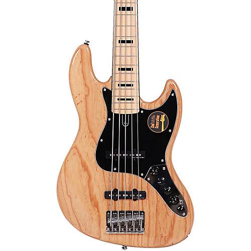 Sire Marcus Miller V7 Vintage Swamp Ash 5-String Bass Natural